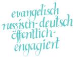 evangelisch-russisch-deutsch
